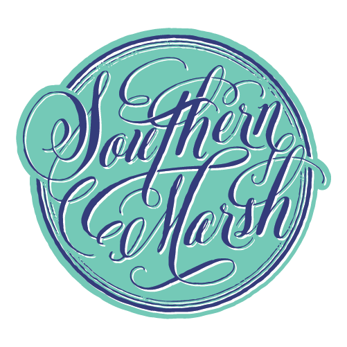 Southern Fried Cotton Paisley Sticker